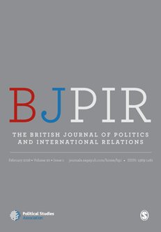 2018 panke, stapel _overlapping regionalism in europe _british journal of politics and int'l relations